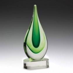 Art Glass Earth 235mm