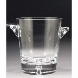 Glass Ice Bucket 150mm