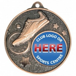 Club Medal Track Bronze