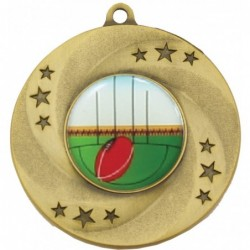 Astral Medal Aussie Rules Gold
