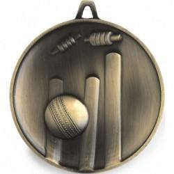 Heavyweight Cricket Medal