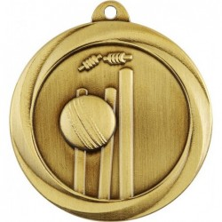 Cricket Econo Medal Gold