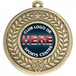 Budget Distinction Medal Gold