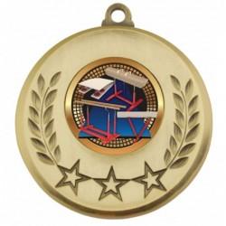 Laurel Medal Gymnastics Gold