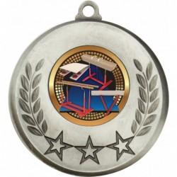 Laurel Medal Gymnastics Silver