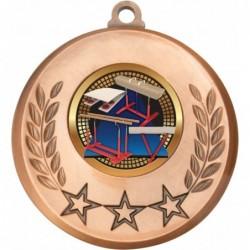 Laurel Medal Gymnastics Bronze