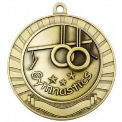 Eco Scroll Gymnastics Gold
