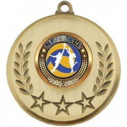 Laurel Medal Netball Gold