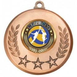 Laurel Medal Netball Bronze