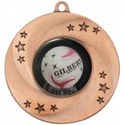 Astral Medal Netball Bronze