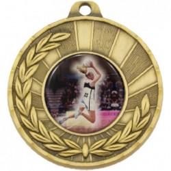 Heritage Medal Netball Gold