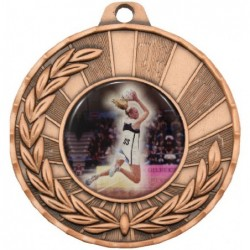 Heritage Medal Netball Bronze