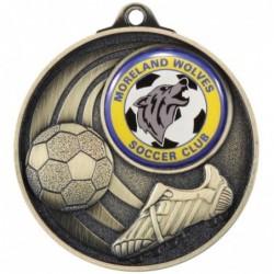 Soccer Medal - Insert...