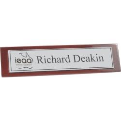 Timber Name Bar 240mm