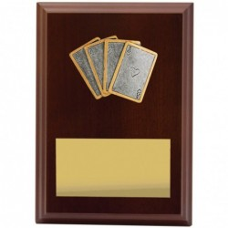 Plaque Peak Cards 150mm