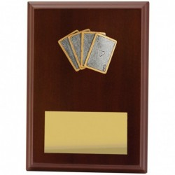 Plaque Peak Cards 175mm