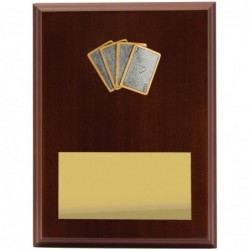 Plaque Peak Cards 200mm