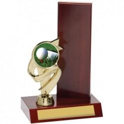 Golf Wing Trophy 225mm