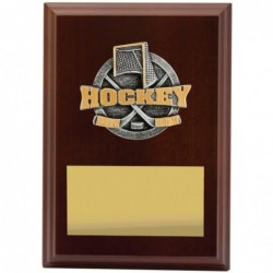 Plaque Peak Ice Hockey 150mm