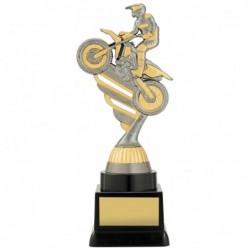 Silver Motorcross 190mm