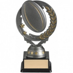 Rugby Budget Silver 150mm
