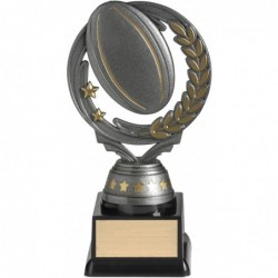 Rugby Budget Silver 165mm