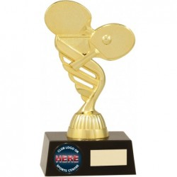 Table Tennis FF Gold 165mm