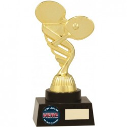 Table Tennis FF Gold 180mm