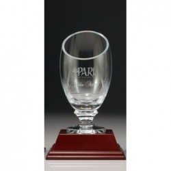 Glass Vase 205mm