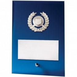 Craft Plaque Blue 150mm
