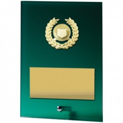 Craft Plaque Green 150mm