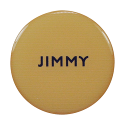 Custom shape name badge -...
