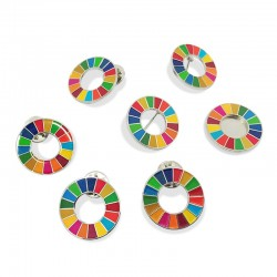 SDG Lapel Pins lapel pin
